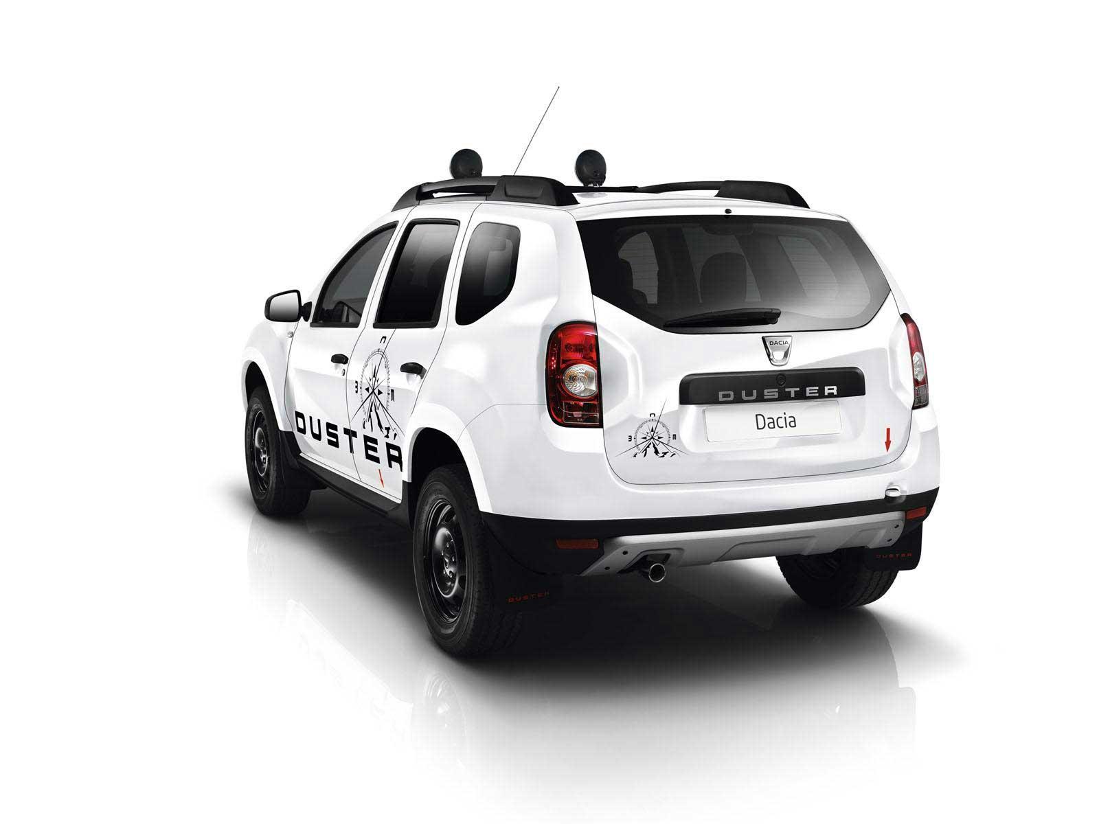 Новый Renault Дастер фото
