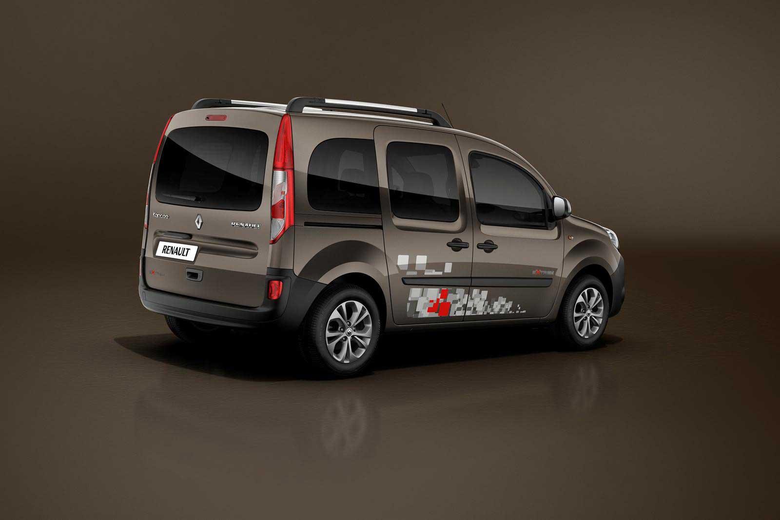 Renault Кангу 2014 фото