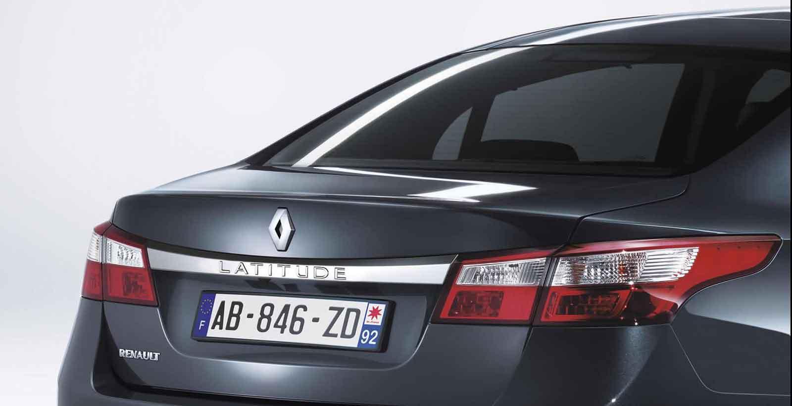 Renault Латитьюд 2014 фото