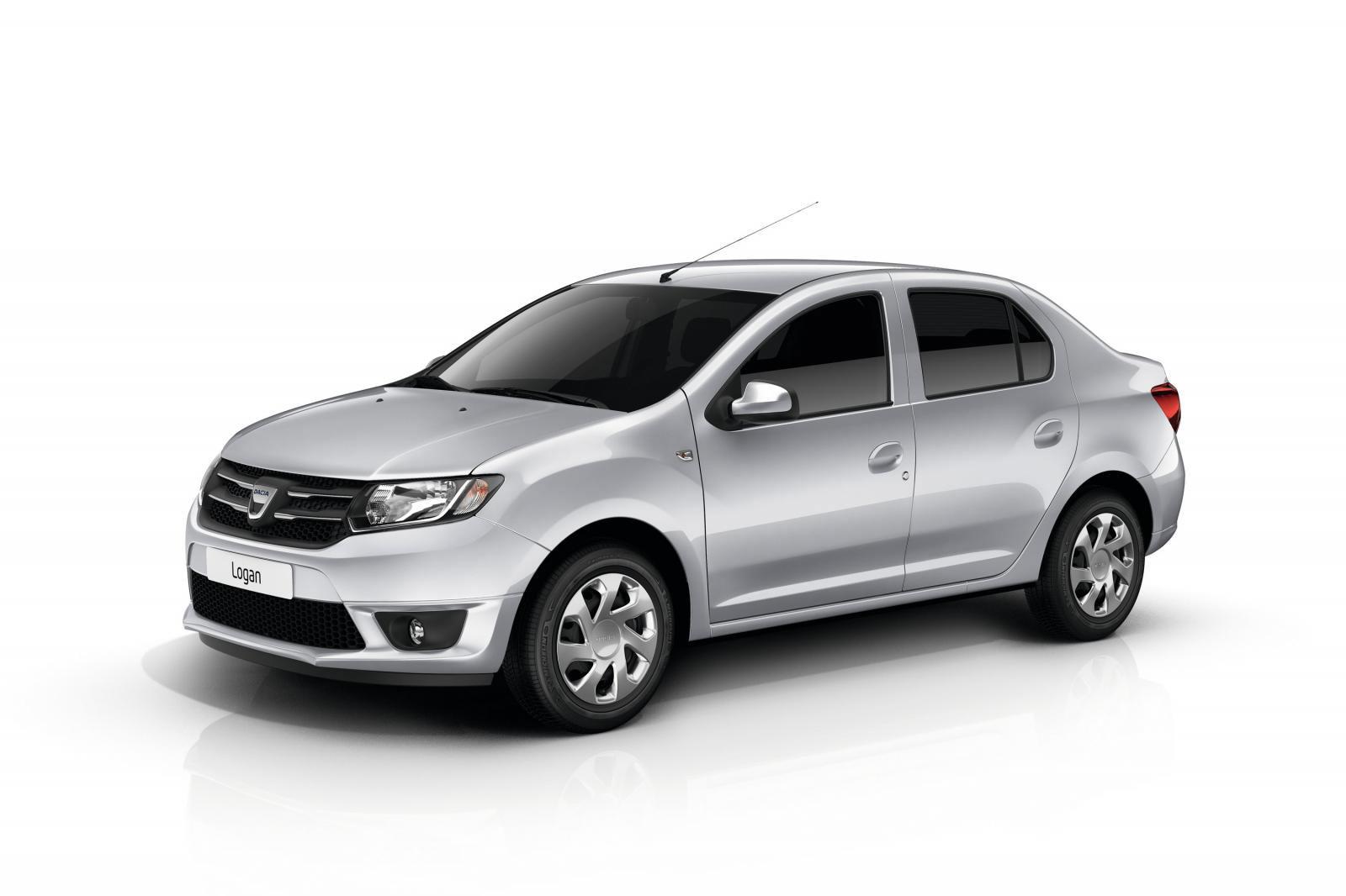 Новый Renault Логан фото
