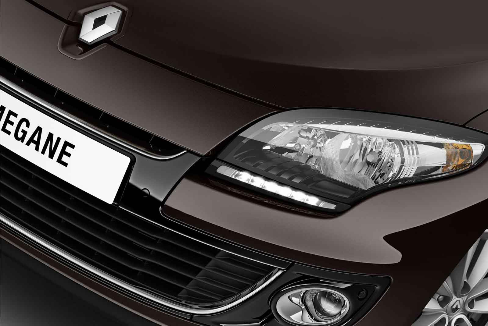 Renault Меган 2014 фото