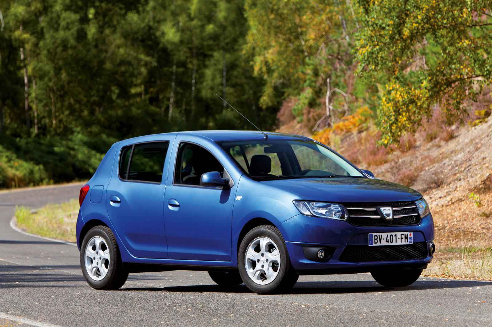 Новый Renault Сандеро фото