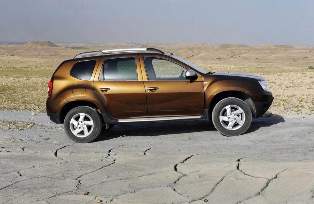 Пройдет везде Renault Duster