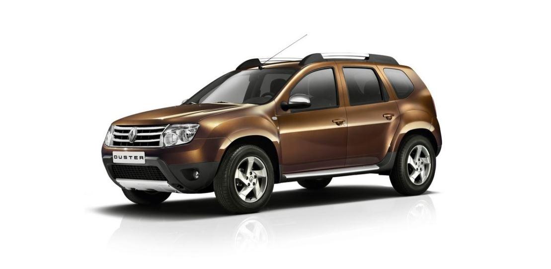 Красавец Renault Duster