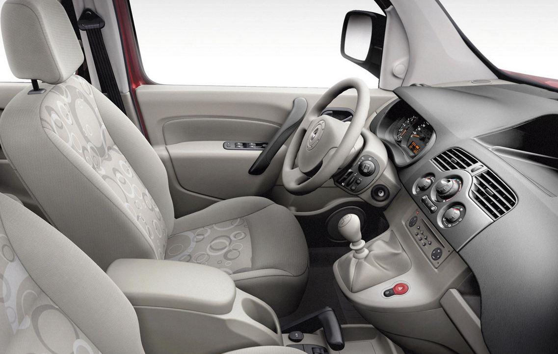 Передние сиденья с подлокотником Renault Kangoo