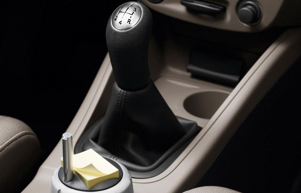 Ручка механической КПП Renault Megane Coupe
