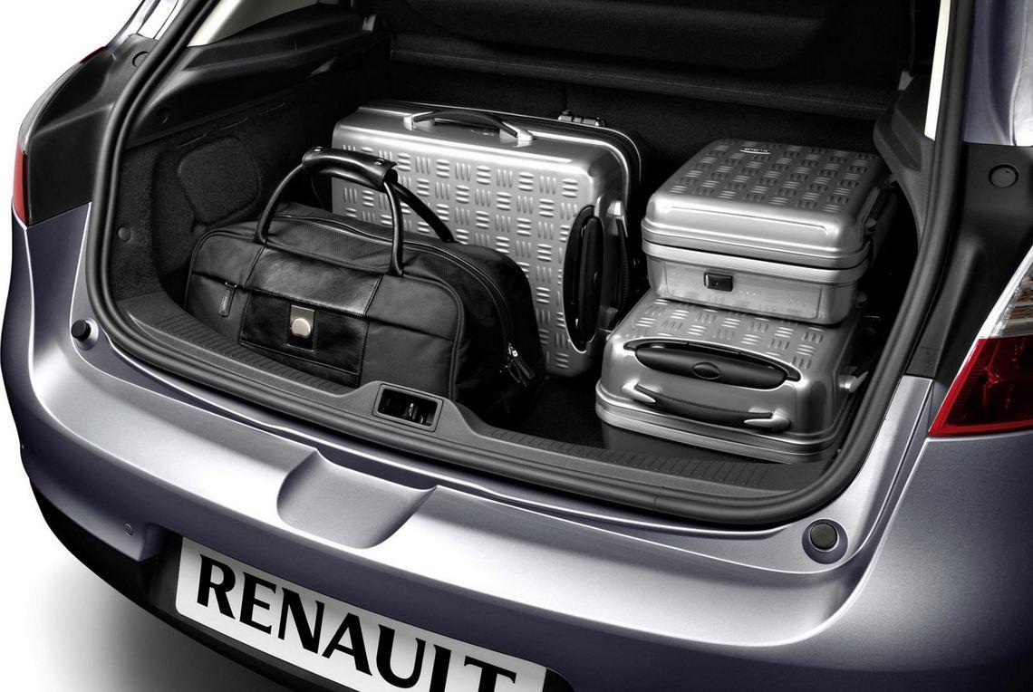 Багажник Renault Megane Hatchback