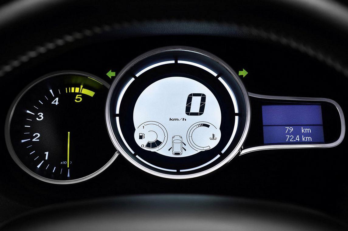 Щиток приборов Renault Megane Hatchback